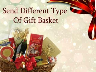 Different Gift Baskets For Any Occassion