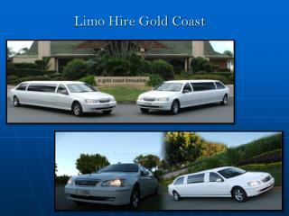 Hire Gold Coast Stretch Limousine