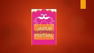 Jaipur Shopping Festival 2014