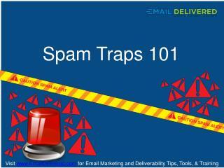 Spam Traps 101