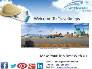 Cheap Flights To Harare-Travelbeeps