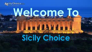 Sicily shore excursions