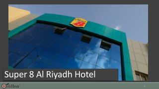 Super 8 Al Riyadh - Riyadh Hotels