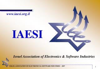 Israel Association of Electronics & Software Industries