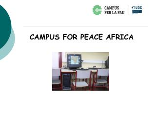 CAMPUS FOR PEACE AFRICA