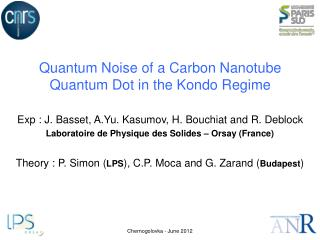 Quantum Noise of a Carbon Nanotube Quantum Dot in the Kondo Regime