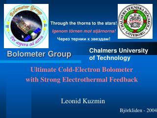 Bolometer Group