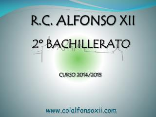 R.C. ALFONSO XII