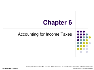 Topic 4: Measurement in Accounting