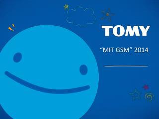"""""""MIT GSM"""" 2014"""