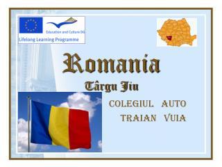 Romania Târgu Jiu