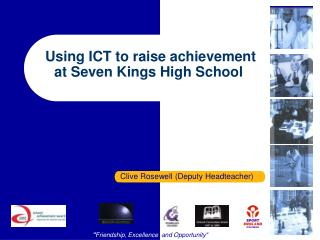 Using ICT to raise achievement at Seven Kings High School