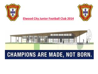 Elwood City Junior Football Club 2014