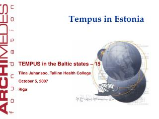 Tempus in Estonia