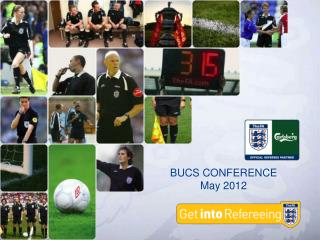 BUCS CONFERENCE May 2012