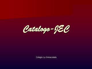 Catalogo-JEC
