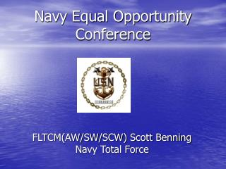 Navy Equal Opportunity Conference