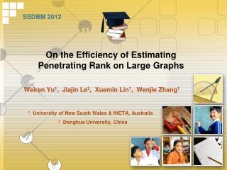 Weiren  Yu 1 ,   Jiajin  Le 2 ,   Xuemin  Lin 1 ,   Wenjie  Zhang 1