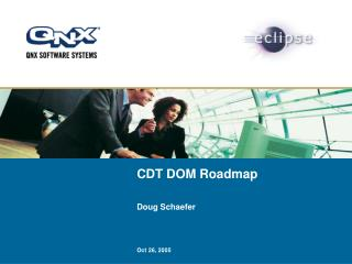 CDT DOM Roadmap