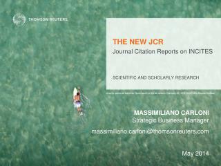 THE NEW JCR