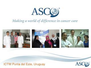 ASCO – a global network