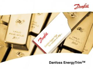 Danfoss EnergyTrim TM