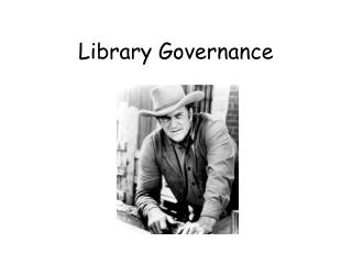 Library Governance