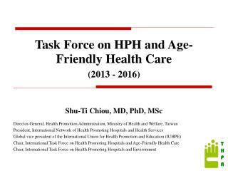 Shu-Ti Chiou, MD, PhD, MSc