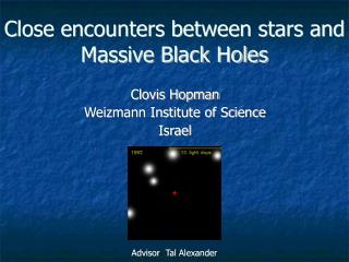 Close encounters between stars and Massive Black Holes