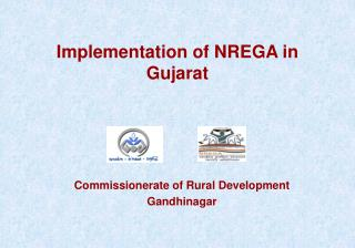 Implementation of NREGA in Gujarat