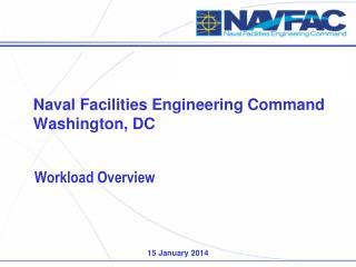 Naval Facilities Engineering Command Washington, DC