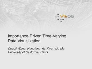 Importance-Driven Volume Rendering