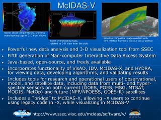 McIDAS-V