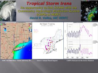 NHC SLOSH Run – Irene Advisory 29