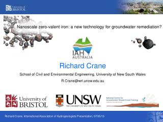 Nanoscale zero-valent iron: a new technology for groundwater remediation?