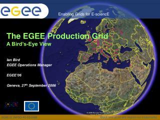 EGEE-II INFSO-RI-031688