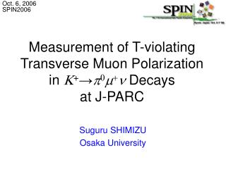 Measurement of T-violating Transverse Muon Polarization in  K + → p 0 m + n  Decays at J-PARC