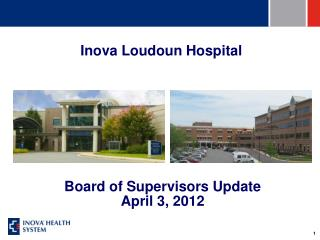 Board of Supervisors Update April 3, 2012