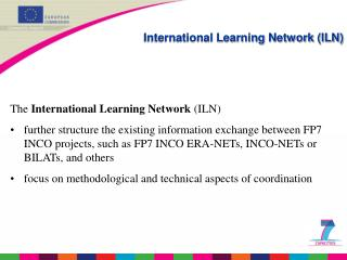 International Learning Network (ILN)