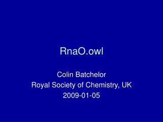 RnaO.owl