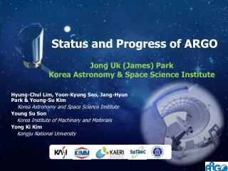 Status and Progress of ARGO