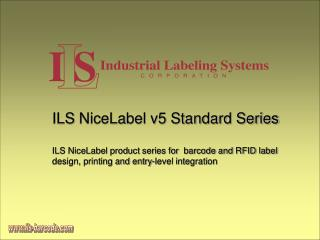 What is ILS NiceLabel?