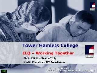 Tower Hamlets College