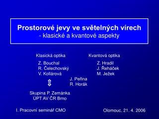 Olomouc, 21. 4. 2006