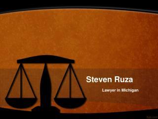 Steven Ruza
