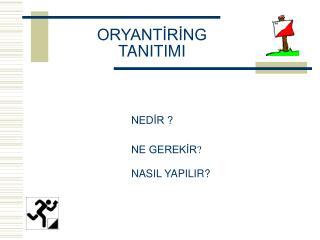 ORYANT?R?NG TANITIMI