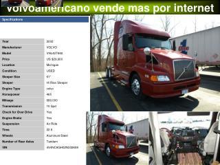 Volvoamericano vende mas por internet
