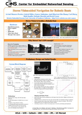 Stereo Vision-aided Navigation for Robotic Boats