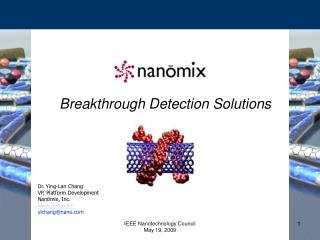 Breakthrough Detection Solutions