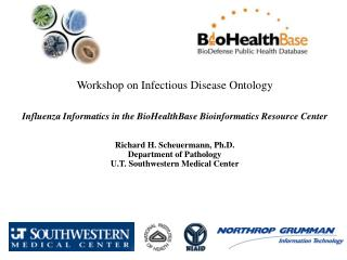 Workshop on Infectious Disease Ontology